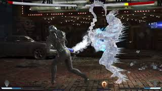 Injustice 2 Mr Freeze vs Scarecrow