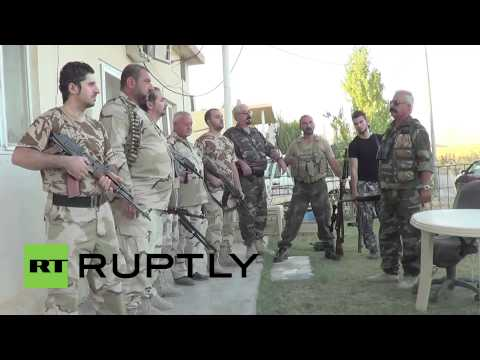 Iraq: Christian militia fights the Islamic State