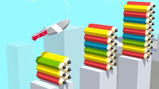 Slice It All! - All Levels Gameplay Android, iOS screenshot 2