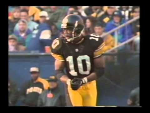 1995 Pittsburgh Steelers   60 Minute Men