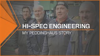 My Peddinghaus Story - Hi Spec Engineering Ltd. - Carlow, Ireland HD