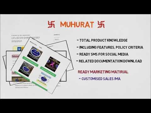 Muhurat - Website For Insurance Agents