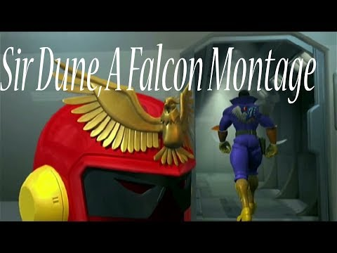 Sir Dune A Captain Falcon Montage