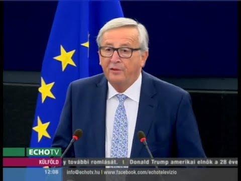 Juncker: Aki nem kompromisszumkész, az nem Európa-képes