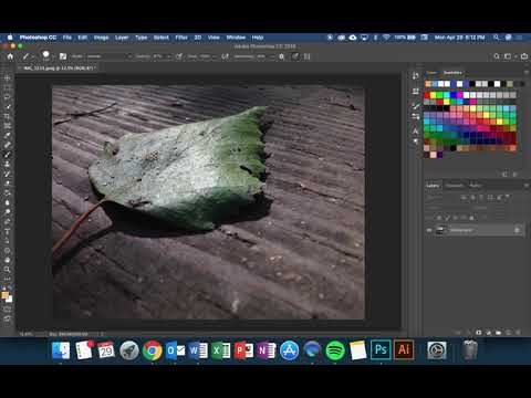 How to convert RGB to CMYK in Photoshop