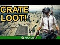 PUBG / CRATE LOOT SOLO WIN / Xbox One X