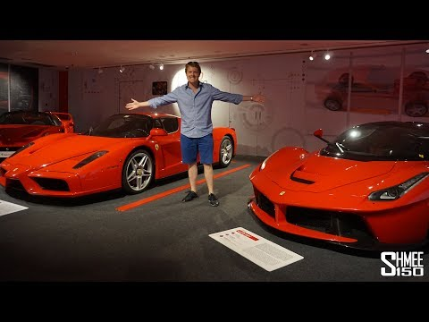 THESE are the Most Expensive Ferraris in the World!