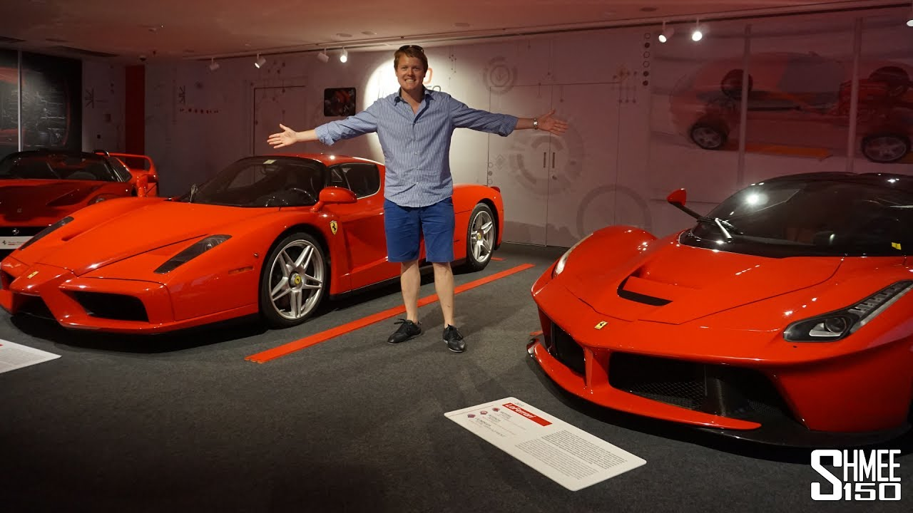 THESE are the Most Expensive Ferraris in the World! - YouTube