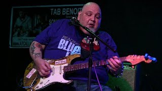 ''WALK ON THE WILD SIDE / SYMPATHY FOR THE DEVIL'' - POPA CHUBBY @ Callahan's, May 2018
