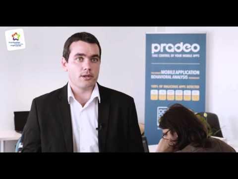 French Tech - société PRADEO - version GB