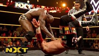 Sami Zayn vs. Titus O'Neil: WWE NXT, Oct. 9, 2014