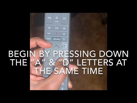 Download How To Program Xr 15 Xfinity Remote In 20 Seconds MP3, MKV