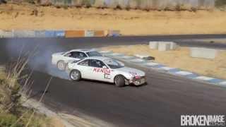 G1GP Final Battle 2013 Round 1 | Leigh Pidwell - Jamie Earley | Ebisu Circuit Spring Matsuri