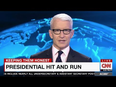 """Anderson Cooper: TRUMP Is Not Tough """"He"""