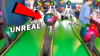 OMG! Look What Happened at the Bowler Roller Carnival Game!