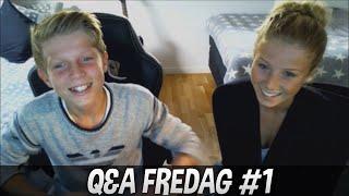 Q&A Fredag: Hur länge har jag spelat MC? /w Syster!