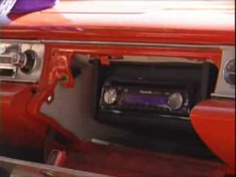 Adding stereo in the Glovebox of your classic Car by ENORMIS