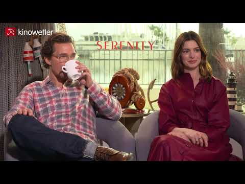 Matthew McConaughey & Anne Hathaway   Serenity