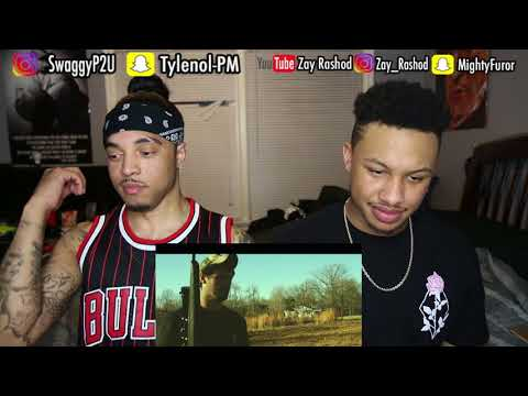"""Upchurch """"Hillbilly"""" (Official Video) Reaction Video"""