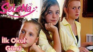 Kızların ilk okul günü