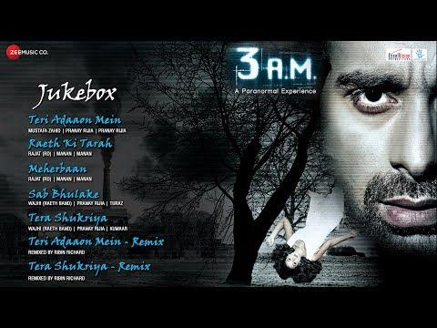 3 A.M.  Audio Jukebox | Full Songs | Rannvijay Singh & Anindita Nayar