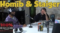 100% REALTALK Podcast #19 | Schwarzer AFD Politiker Homib Mebrahtu Vs. Marcus Staiger