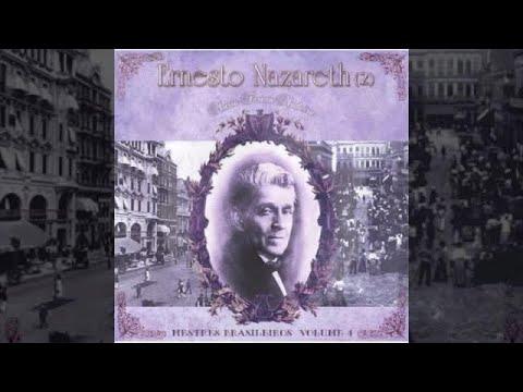 Maria Teresa Madeira Ft. Marcus Viana - CD Ernesto Nazareth 2