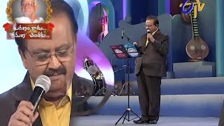 Swarabhishekam - S.P.Balasubrahmanyam Performance - Idi Nisheeda Samayam Song - 31st August 2014