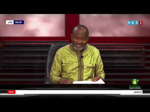 THE SEAT WITH HON. KENNEDY AGYAPONG - MP FOR ASSIN CENTRAL CONSTITUENCY