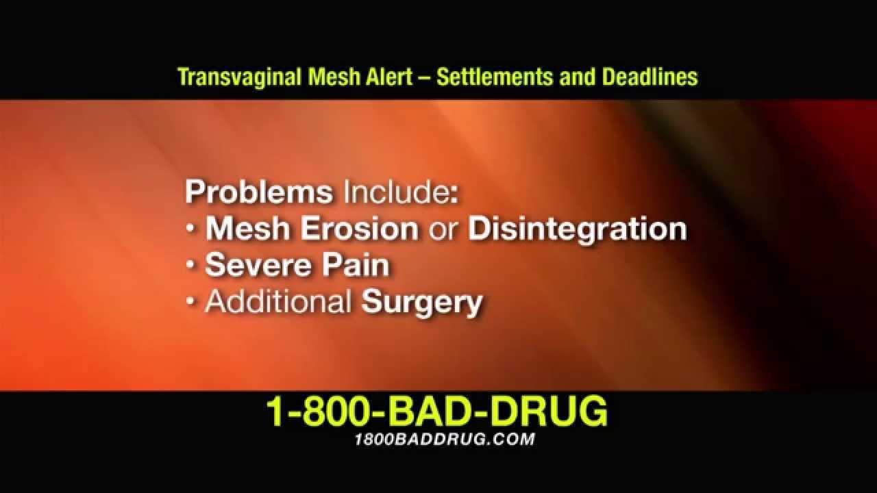 Urogynecologic surgical mesh