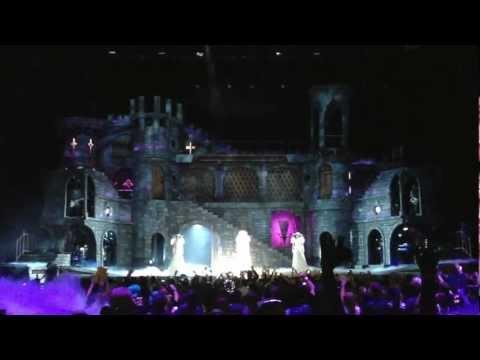 (HD) Lady Gaga - Houston Toyota Center - Bloody Mary - Houston, Texas 1/31/13
