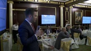 Бизнес-завтрак от «АК БАРС» Банка: выход на новые рынки