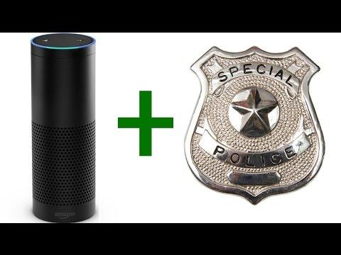 Amazon Echo (Alexa): Can the police SPY on you?