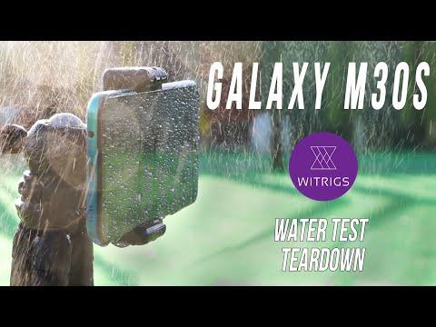 Samsung Samsung Galaxy M30S Waterproof Test