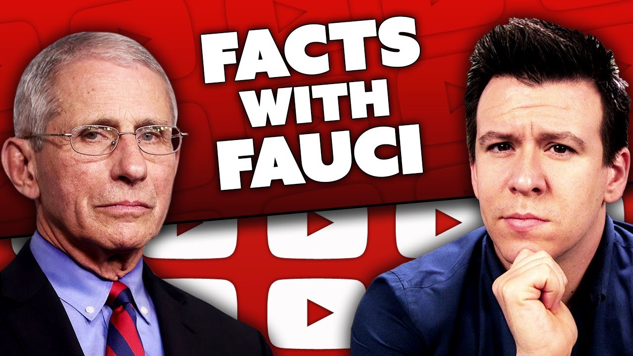 Dr. Fauci Answers DeFranco's Questions About Coronavirus | COVID-19 Facts With Fauci