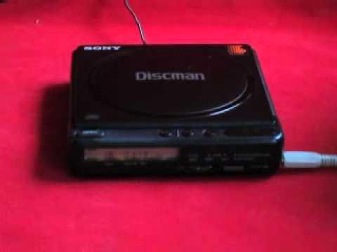Sony Discman D 40 - YouTube  Sony Discman D ...