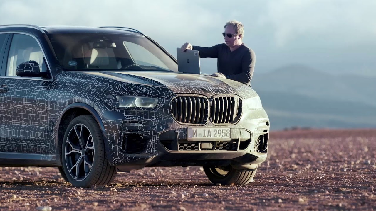 bmw testing off-road package on 2019 x5