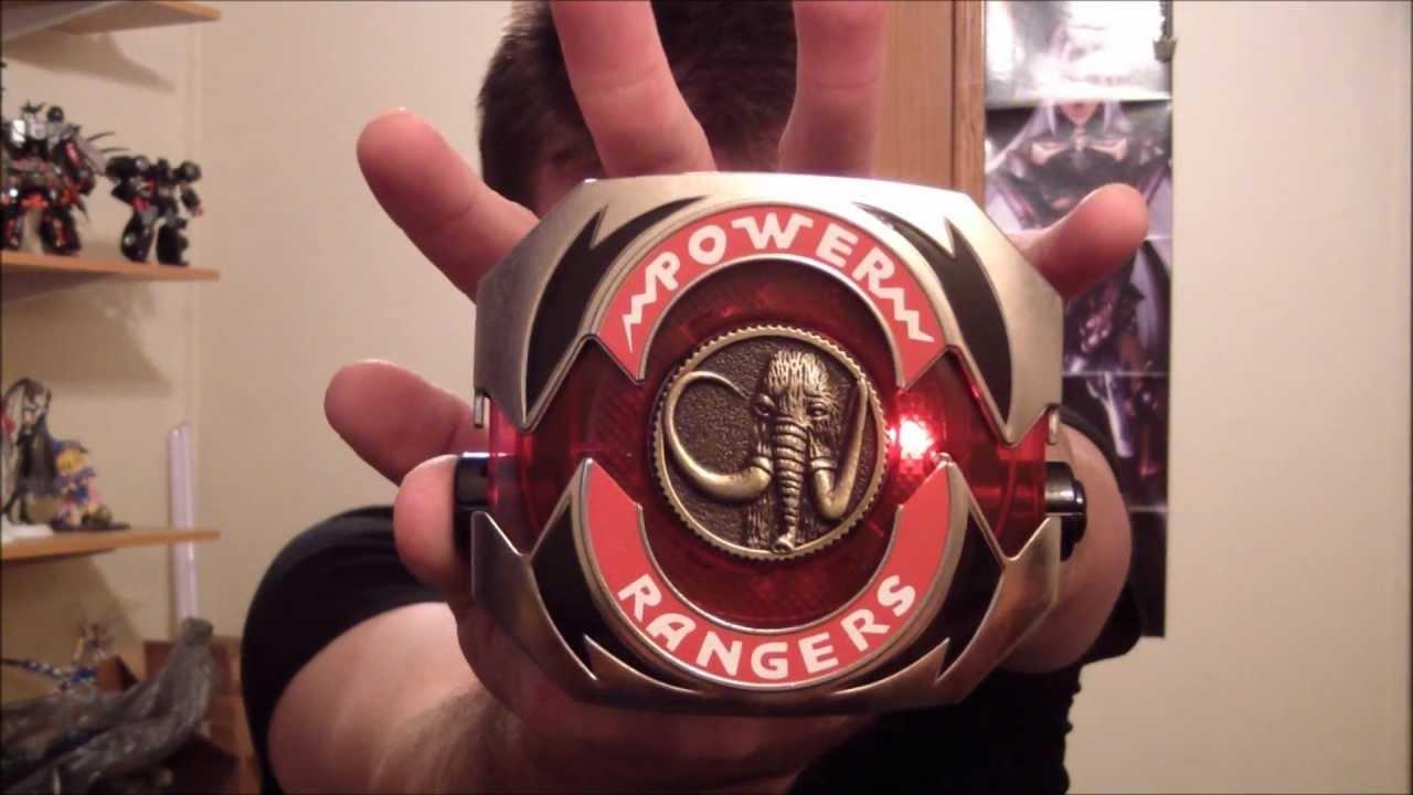 Power Rangers- 2013 Legacy Power Morpher - YouTube