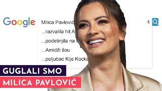 Milica Pavlović: Zahvalna sam Bogu što mi je podario puno talenata! | GUGLALI SMO | S01E27