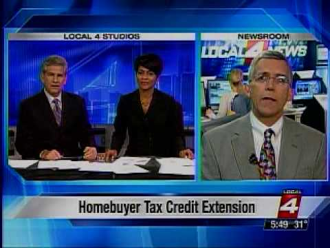 Hale Walker of First Preferred Mortgage Company on WDIV Detroit