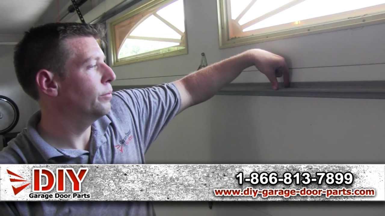 How garage doors work tutorial youtube for How garage door works