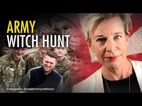Katie Hopkins: Help me stop the witch hunt against British troops
