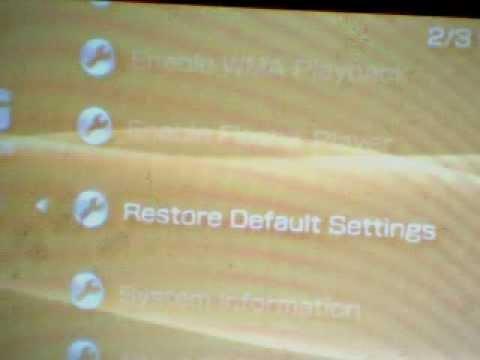 PSP DNS ERROR 80410410 FIX !!