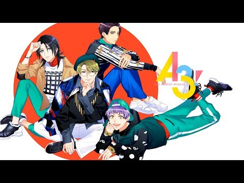 【A3!】GOLDEN ENCORE!/BRBRookies! 試聴動画