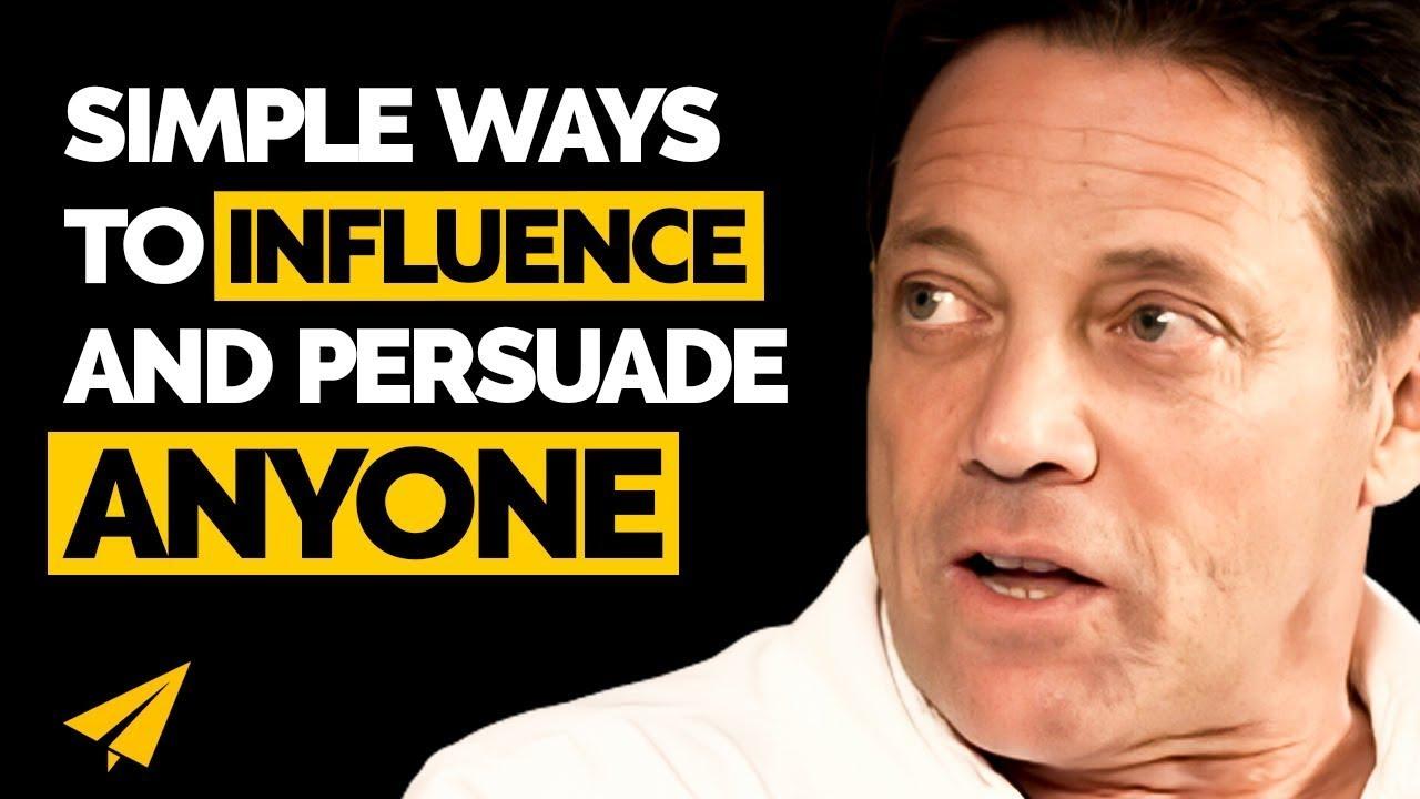 "Download ""Master INFLUENCE and PERSUASION!"" | Jordan Belfort (@wolfofwallst) | #Entspresso"