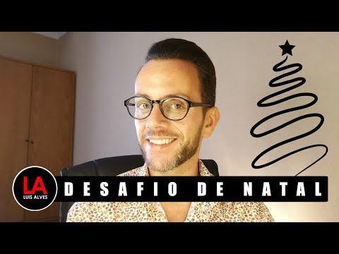 DESAFIO DE NATAL LEI DA ATRAÇÃO