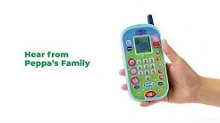 Peppa Pig Let's Chat Learning Phone™ | Demo Video | VTech®