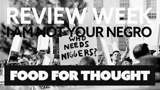 Not Your Negro (James Baldwin Documentary) Review #Charlottesville