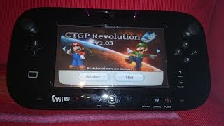 How To get Mario Kart Wii Custom Tracks on WiiU - GERMAN/HD
