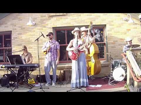 2017 06 25 Georgia Parker-  Bday - & Band @ Radio - South Austin Texas